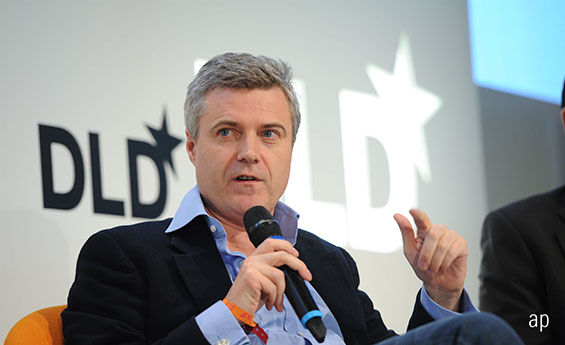 New WPP CEO Mark Read