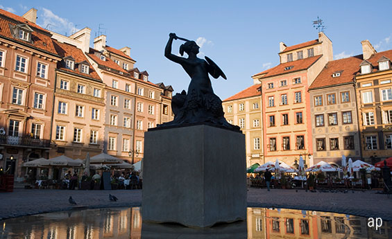 Warsaw Poland emerging europe eastern europe EMEA developing economies investing Russia