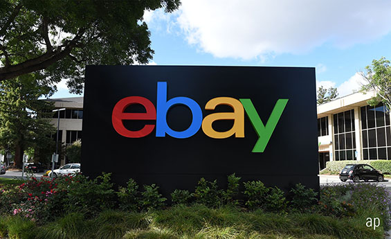 eBay headquarters, eBay, Amazon, e-commerce