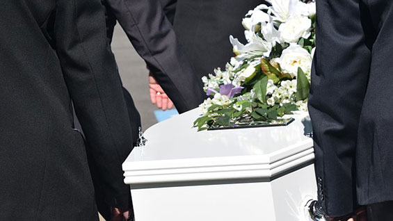 invocare funeral article