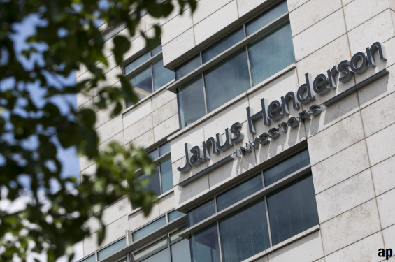 Janus Henderson merger asset manager CEO steps down funds